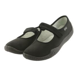 Befado női cipő pu - fiatal 197D002 fekete 4