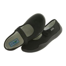 Befado női cipő pu - fiatal 197D002 fekete 6