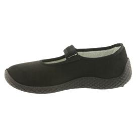 Befado női cipő pu - fiatal 197D002 fekete 3