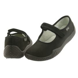Befado női cipő pu - fiatal 197D002 fekete 5