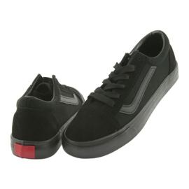 AlaVans Atletico 18081 kötött cipők, fekete 4