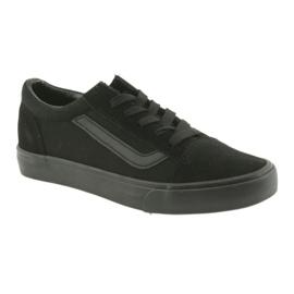 AlaVans Atletico 18081 kötött cipők, fekete 1