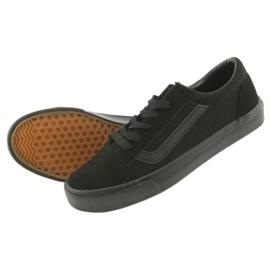 AlaVans Atletico 18081 kötött cipők, fekete 5