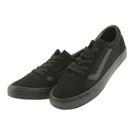 AlaVans Atletico 18081 kötött cipők, fekete 3