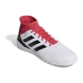 Adidas Predator Tango 18.3. Az M CP9929 beltéri cipőben fehér, piros fehér 1