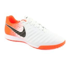 Labdarúgás cipő Nike Tiempo LegendX 7 Academy Tf M AH7243-118 fehér 1