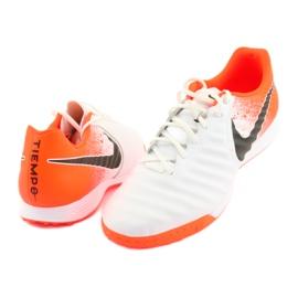 Labdarúgás cipő Nike Tiempo LegendX 7 Academy Tf M AH7243-118 fehér 3