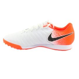 Labdarúgás cipő Nike Tiempo LegendX 7 Academy Tf M AH7243-118 fehér 2