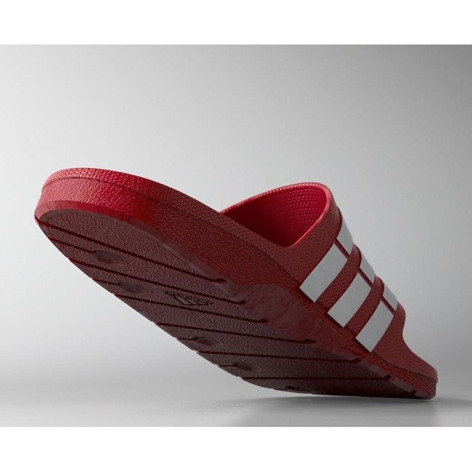 Adidas Duramo Slide M G15886 papucs piros
