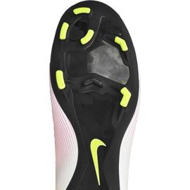 Nike Mercurial Victory V Fg M 651632-107 futballcipő rózsaszín sokszínű 1