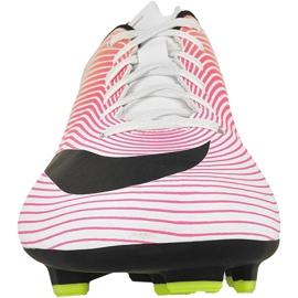 Nike Mercurial Victory V Fg M 651632-107 futballcipő rózsaszín sokszínű 2