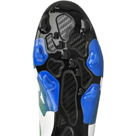 Adidas X 15.3 FG / AG M S74635 futballcipő fehér fehér 1