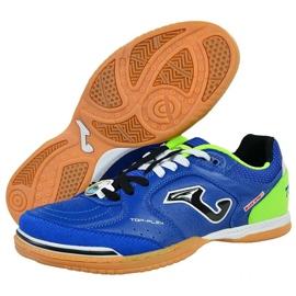 Beltéri cipő Joma Top Flex 504 M TOPW.504.PS kék kék 3