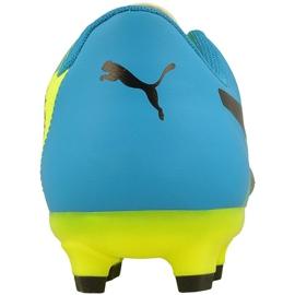 Puma evoPOWER 4.3 Fg M 10353601 futballcipő sárga sárga 3