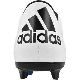 Adidas X 15.3 FG / AG M S74635 futballcipő fehér fehér 3