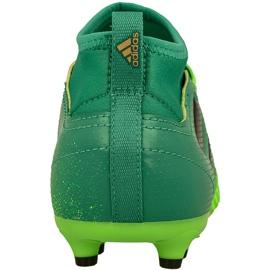 Adidas Ace 17.3 Fg Jr BB1027 futballcipő zöld zöld 2