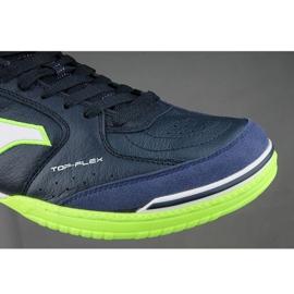Beltéri cipő Joma Top Flex Room M TOPW.703 sötétkék haditengerészet 3