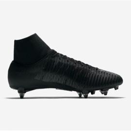 Nike Mercurial Victory Vi Df Sg 903610-001 futballcipő fekete fekete 3