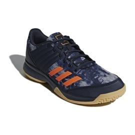 Adidas Ligra 5 M BB6124 röplabda cipő sötétkék haditengerészet 1