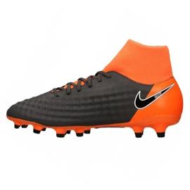 Labdarúgás cipő Nike Obra Ii Academy Df Fg M AH7303-080 sokszínű grafit 1