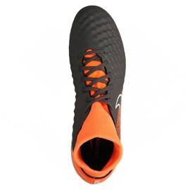 Labdarúgás cipő Nike Obra Ii Academy Df Fg M AH7303-080 sokszínű grafit 2