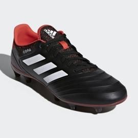 Adidas Copa 18.3 Fg M CP8953 futballcipő fekete fekete 3