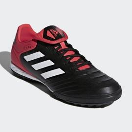 Adidas Copa Tango 18.3 Tf M CP9022 futballcipő fekete fekete 3