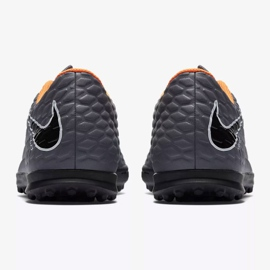 Labdarúgás cipő Nike Hypervenom PhantomX 3 Club Tf M AH7281-081 szürke / ezüst szürke 1