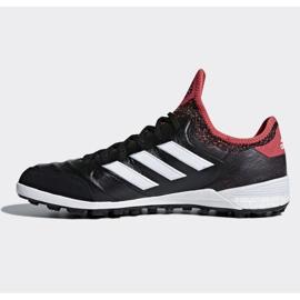 Adidas Copa Tango 18.1 Tf M CP9433 futballcipő fekete, piros fekete 1