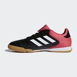 Adidas Copa Tango 18.3 az M CP9017 beltéri cipőben fekete fekete, piros 1