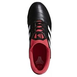 Adidas Copa Tango 18.4 Tf M CP8975 futballcipő fekete, piros fekete 2