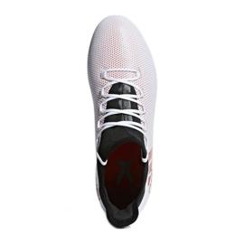 Foci cipő adidas X 17.2 Fg M CP9187 fehér, piros sokszínű 3