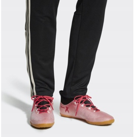 Beltéri cipő adidas X Tango 17.3 Az M CP9140-ben fehér sokszínű 1