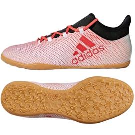 Beltéri cipő adidas X Tango 17.3 Az M CP9140-ben fehér sokszínű 2