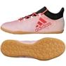 Beltéri cipő adidas X Tango 17.3 Az M CP9140-ben fehér, piros fehér 2