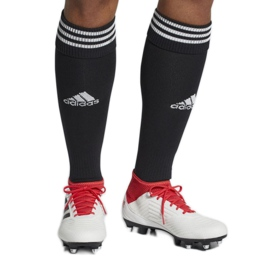 Adidas Predator 18.3 Sg CP9305 futballcipő fehér, piros fehér 1