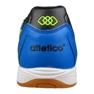 Atletico In M 7336-1245 futballcipő fekete fekete 3