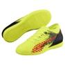 Reebok Puma Future 18.4 It Jr 104337 01 futballcipő sárga sárga 2