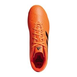 Adidas Nemeziz Tango 18.4 az M DA9620 futballcipőben narancs narancs 1