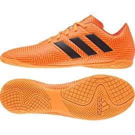 Adidas Nemeziz Tango 18.4 az M DA9620 futballcipőben narancs narancs 2