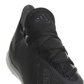 Adidas X Tango 18.3 Tf M DB2476 futballcipő fekete fekete 2