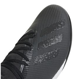 Adidas X Tango 18.3 Tf M DB2476 futballcipő fekete fekete 3