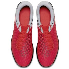 Beltéri cipő Nike Hypervenom Phantomx 3 Club Ic M AJ3808-600 piros piros 1