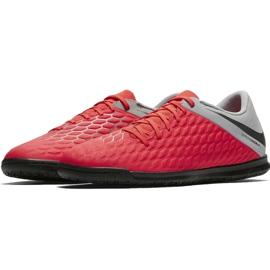 Beltéri cipő Nike Hypervenom Phantomx 3 Club Ic M AJ3808-600 piros piros 2