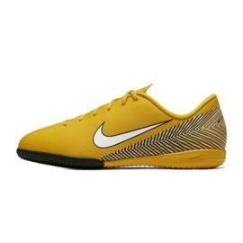 Nike Mercurial Vapor 12 Academy cipő Neymar Ic Jr AO9474-710 sárga sárga 1