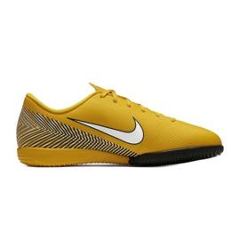 Nike Mercurial Vapor 12 Academy cipő Neymar Ic Jr AO9474-710 sárga sárga 3
