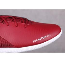 Beltéri cipő Nike Phantom Vsn Academy Ic M AO3225-606 piros piros 1