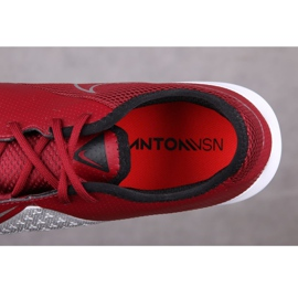 Beltéri cipő Nike Phantom Vsn Academy Ic M AO3225-606 piros piros 2