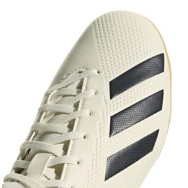 Beltéri cipő adidas X Tango 18.4 az M DB2485-ben fehér fehér 2