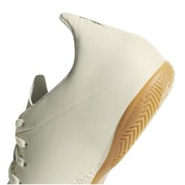 Beltéri cipő adidas X Tango 18.4 az M DB2485-ben fehér fehér 3